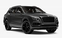 Bentley Bentayga 6.0 W12 pictures