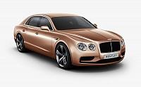 Bentley Flying Spur W12 Picture pictures
