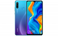 Huawei P30 Lite Front and Back pictures