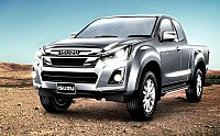Isuzu D-Max V-Cross 2019 pictures