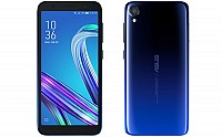 Asus ZenFone Live L2 Front and Back pictures