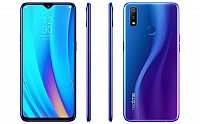 Realme 3 Pro Front, Side and Back pictures