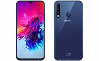 Infinix Smart 3 Plus Front and Back pictures