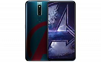 Oppo F11 Pro Marvels Avengers Limited Edition Front and Back pictures
