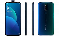 Oppo F11 Pro Front, Side and Back pictures