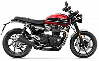Triumph Speed Twin STD Korosi Red and Storm Grey pictures