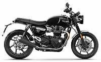 Triumph Speed Twin STD Jet Black pictures
