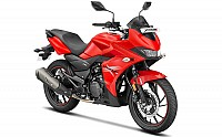 Hero Xtreme 200S STD Sports Red pictures