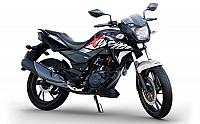 Hero Xtreme 200R STD Panther Black with Cool Silver pictures