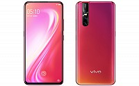 Vivo S1 Pro Front, Side and Back pictures