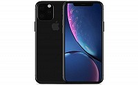 Apple iPhone XI Front and Back pictures