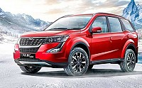 Mahindra XUV500 W3 pictures