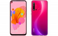 Huawei P20 Lite 2019 Front, Side and Back pictures
