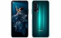 Honor 20 Pro Front, Side and Back pictures