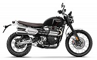 Triumph Scrambler 1200 XC Jet Black And Matt Black pictures