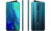 Oppo Reno 10x Zoom Front, Side and Back pictures