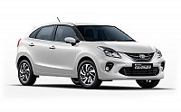 Toyota Glanza V CVT pictures
