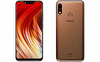 Infinix Hot 7 Pro Front, Side and Back pictures