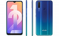 Vivo Y12 Front, Side and Back pictures