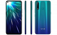 Vivo Z1 Pro Front, Side and Back pictures