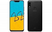 Infinix Hot 7 Front, Side and Back pictures
