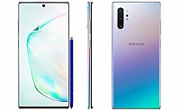 Samsung Galaxy Note 10 Pro Front, Side and Back pictures