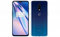 OnePlus 7 8GB Front, Side and Back pictures