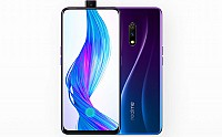 Realme X 8GB Front, Side and Back pictures