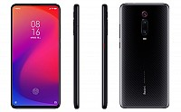 Xiaomi Redmi K20 Front, Side and Back pictures
