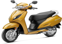 Honda Activa 6G Alloy Disc pictures