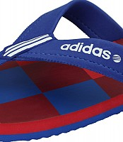 Adidas Slipper Men Check Red