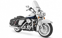 Harley Davidson Road King Two Tone