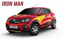 Renault KWID IRON MAN 1.0 MT