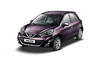 Nissan Micra XL Option CVT