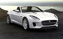 Jaguar F Type 5.0 Convertible SVR