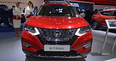 2018 Nissan X-Trail Exhibited At DMS 2017