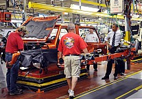 More Firing than Hiring in Automobile Sector