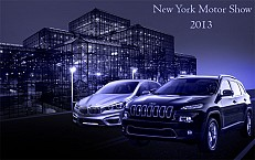 New Luxury Cars unveiled in New York Motor Show