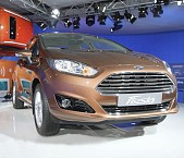 Ford launches New Fiesta Facelift in Auto Expo 2014