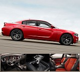 Dodge reveals Charger at New York Auto Expo 2014