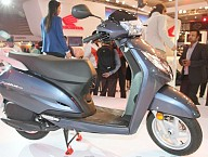 Honda Activa 125 goes in an event for official launch on April 28
