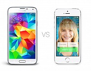 Samsung Galaxy S5 vs Apple iPhone 5s - Which Would be The Best Choice?