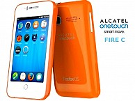 Alcatel OneTouch Fire C, Cheapest Firefox Smartphone at Rs. 1,990