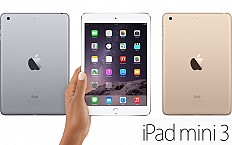 iPad mini 3: Retina Display, Touch ID and iOS 8 is Everything