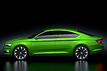 Invisible Door Handles!! Check Out the Skoda Vision C Inside