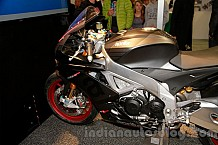 Aprilia RSV4 RR Gets Tuned for Over 200 BHP at EICMA 2014