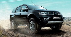 Mitsubishi India Launching Pajero Sport AT and Facelift Soon
