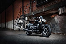 Triumph Rocket has Got a Topping X on 10th Birthday at EICMA 2014