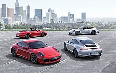 Three Latest Cars from Porsche to Manifest at the L.A. Show
