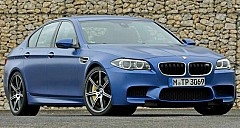 BMW M5 Facelift Embarked in India at INR 1.35 Crores